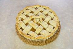 Peach Pi Pie stock photos