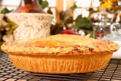 Peach Pie Treat Royalty Free Stock Image