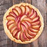 Peach pie Royalty Free Stock Photos