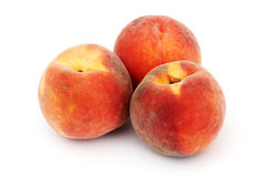 Peach pile Stock Photography