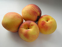 Peach quartet Royalty Free Stock Photos