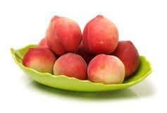 peach ripe Royaltyfri Foto