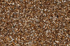Brown Peach rock. Peach rock for Textured Background stock photography