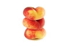 Peach Saturn Stock Photo