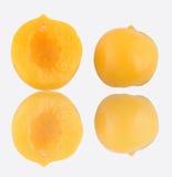peach syrop lustra Obrazy Royalty Free