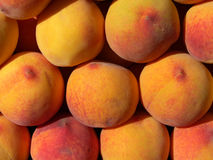 Peaches. Background royalty free stock photography