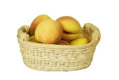 Peaches Royalty Free Stock Photos