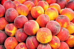 Peaches. Stock Photo