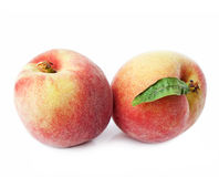 Peaches. Royalty Free Stock Photo
