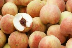Peaches Stock Photography