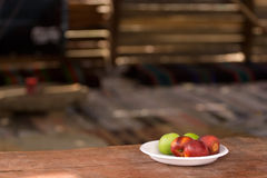 Free Peaches Stock Image - 5445921