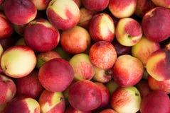 Peaches background Royalty Free Stock Photo