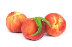 Peaches Fresh Stock Image