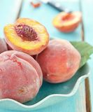 Peaches.fruits Royalty Free Stock Image