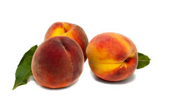 Peaches 03 Stock Photography