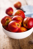 Peaches and nectarines Royalty Free Stock Photography