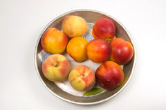 Peaches Of Season Royalty Free Stock Image