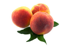 Peaches Royalty Free Stock Image