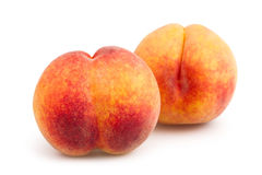 Peaches two Stock Photo