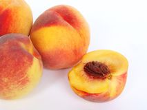 Peachy Royalty Free Stock Photos