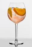 Peachy bubbles Royalty Free Stock Photo