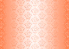 Peachy wallpaper Royalty Free Stock Images