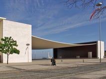 Peack dell'architetto di Cisa Vieira Immagini Stock Libere da Diritti