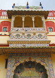 Jaipur City Palace Stock Photos