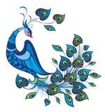 Peacock bird Stock Images