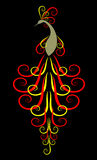 peafowl Стоковая Фотография
