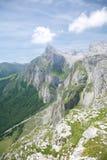 Peak in Cantabria Stock Image