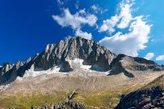 Peak of Care Alto - Adamello Trento Italy Stock Photos