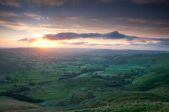 Peak District Royalty Free Stock Photography