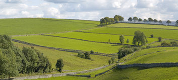 Peak district Stock Image