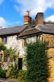 Peak District Cottage, Bakewell. Royalty Free Stock Photo