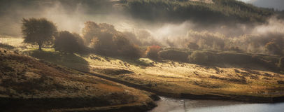 Peak District England Royalty Free Stock Images
