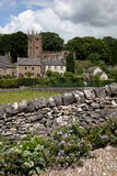 The Peak District - Hartingdon village Royalty Free Stock Images