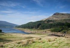 Peak district landscape Royalty Free Stock Images
