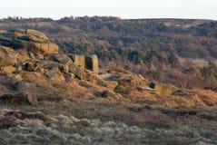 Peak District National Park Royalty Free Stock Photo