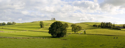 Peak District National Park Royalty Free Stock Photography