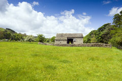 Peak District National Park Barn Stock Photos