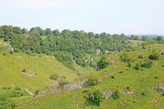 Peak District , Derbyshire Royalty Free Stock Photos