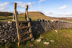 Peak District Stile Stock Images