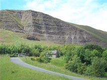 Peak District View Royalty Free Stock Photo