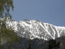 Peak. Eastern Sayan mountains. The Republic of Buryatia. Royalty Free Stock Image