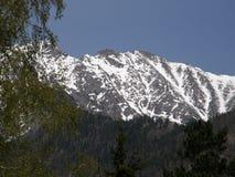 Peak. Eastern Sayan mountains. The Republic of Buryatia. Stock Image
