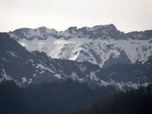 Peak. Eastern Sayan mountains. The Republic of Buryatia. Stock Photography
