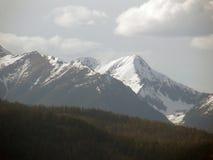 Peak. Eastern Sayan mountains. The Republic of Buryatia. Stock Photos