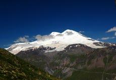 Peak Elbrus Stock Image