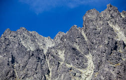 Peak in High Tatras, Slovakia Stock Photography